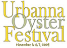 Kathy's on the board of the Urbanna Oyster Festival Foundation.